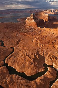 Lake Powell . Arizona