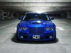 Blue 300C SRT8