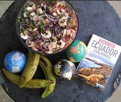 Ecuadorian Ceviche Recipe Ecuadorian Ceviche Recipe, Shrimp Ceviche, Seafood, Cooking, Breakfast, Recipes, Sea Food, Kitchen, Morning Coffee