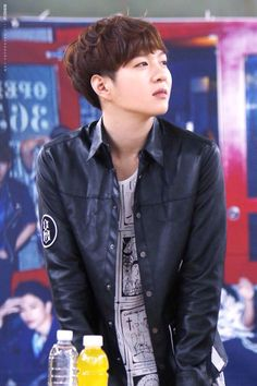 BtoB Changsub - Born in South Korea in 1991. #Fashion #Kpop