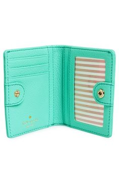 kate spade new york 'cobble hill - small stacy' wallet   Nordstrom