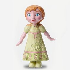 Anna-Young Anna From Frozen Figurine $20