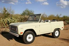 1969 Ford Bronco  | Mint Rust Free 1969 Ford Bronco For Sale | Off Road Action