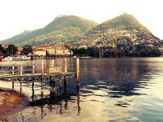 lugano, switzerland.