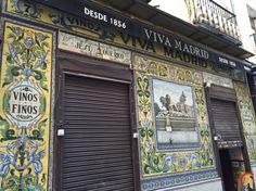 Viva Madrid Viva Madrid fundada en 1856 en C/Manuel Fernández y González, 7, como taberna y convertida en la actualidad en un bar de copas, es la antigua Casa de Guadalajara