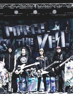Pierce the veil music bands groups rock