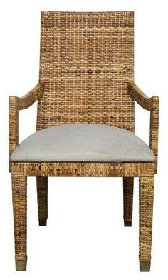 Bridgehampton Dining Arm Chair – Society Social