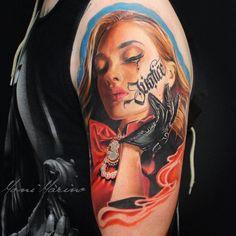 Tattoo by MoniMarino