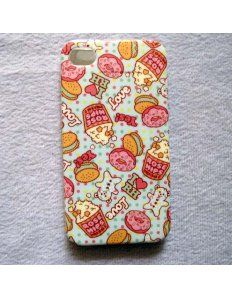 Iphone 4, Mobiles, Phone Cases, Candy, Box, Snare Drum, Mobile Phones, Sweets, Candy Bars