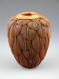 Jacques Vesery; I like the carving & rim.