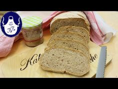 Sauerteigbrot Nr 1 - YouTube Banana Bread, Desserts, Food, Youtube, Bakeware, Bakken, Recipies, Tailgate Desserts, Deserts
