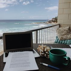 """http://beachmind.com/studying/ #beachmind """"Studying"""" A photo posted by Jenna Bleu (@j.bleu) on May 7, 2015 at 2:59pm PDT"""
