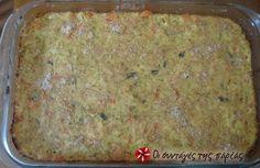 Σουφλέ+με+κολοκύθι+και+καρότο+#sintagespareas Quiches, Tarts, Zucchini, Cooking, Recipes, Mince Pies, Kitchen, Pies, Tart