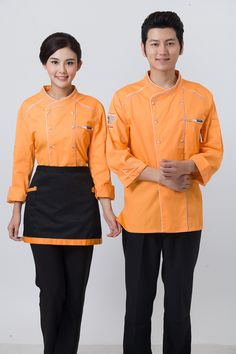 M-3XL Executive Chef Jackets Long Sleeve White Best Quality Baggay Chef Master Uniforms Ladies Workcoats Apparel Free Shipping > Nice plus size clothing shop for everybody