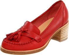 Amazon.com: Swedish Hasbeens Women's Penny High Loafer: Shoes