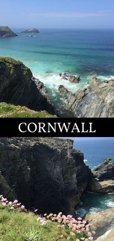 Traumziele in Südengland! Cornwall ist … Dream destinations in the south of England! Idyllic, picturesque and to fall in love. Cornwall is one of the most beautiful and breathtaking landscapes. Cornwall England, Places To Travel, Places To See, Travel Destinations, Travel Icon, Travel Usa, Sightseeing London, Travel Tags, Reisen In Europa