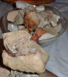 minerales rocas