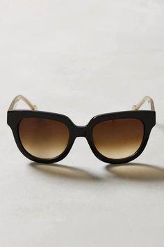Black Sunglasses, Karen Walker Number One   On TheMillerAffect.com ... 2fdf11f2b9