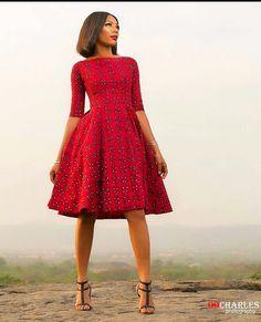 Fabulous Ankara Styles For Modern The Woman - Loud In Naija African Fashion Ankara, African Inspired Fashion, Latest African Fashion Dresses, African Dresses For Women, African Print Dresses, African Print Fashion, Africa Fashion, African Attire, African Wear