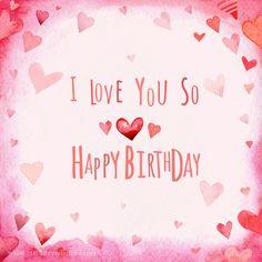 Top happy birthday hearts wife birthday wishes for your w. Birthday Message For Wife, Birthday Card Messages, Cool Birthday Cards, Birthday Card Sayings, Happy Birthday Pictures, Birthday Love, Birthday Greetings, Birthday Quotes, Birthday Ideas