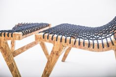 Silla y otomano Clara / Ricardo Casas Diseño