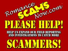 catch a dating scammer How to recognize a scam artist the relationship may not be what you think, especially if your sweetheart: wants to leave the dating site immediately and use personal email or.