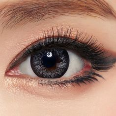 colored eye contacts GEO contacts are the world's most popular brand of circle lenses, and for good reason. Featuring a huge assortment of color contacts ranging from greys to blue Artificial Eyelashes, Fake Lashes, False Eyelashes, Contact Lenses Tips, Colored Eye Contacts, Change Your Eye Color, Cosplay Contacts, Circle Lenses, Color Lenses