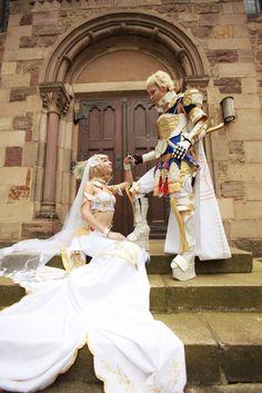 Cosplay, Final Fantasy XII, Rasler & Ashe