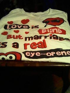 PLUS SIZE TEE, SIZE 3 X ....HYSTERICAL, THINK OF VALENTINES DAY..LOL..