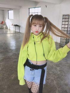 Kpop Girl Groups, Korean Girl Groups, Kpop Girls, Honda, Forever Girl, Yu Jin, Baby Ducks, Japanese Girl Group, Kawaii