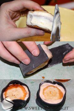 "How to make a ""sushi"" cupcake - Tutorial"