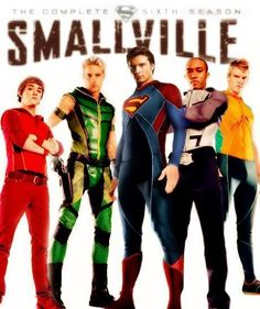 The Justice League. One of the best Episodes on Smallville. Clark had to learn to work together with the other Superhero friends. Movies And Series, Dc Movies, Movies And Tv Shows, Movie Tv, Serie Superman, My Superman, Clark Kent, Smallville, Legion Of Superheroes