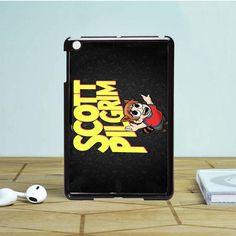 Scott Pilgrim Black Motif iPad Mini 2 Case Dewantary