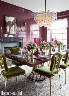 The Rules of Colorful Decorating, According to Celerie Kemble  |  Dering Hall