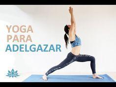 """Namaste yoguis! Sextra clase de la serie """"Yoga para Adelgazar"""", hoy vamos a trabajar todo el cuerpo, tonificar piernas, brazos y abdomen, secuencia corta de ..."""