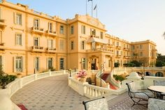 Old Winter Palace, Luxor, Egypt