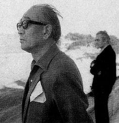 Akira Kurosawa & Michelangelo Antonioni