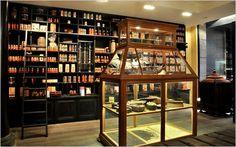La boutique Olivier Roellinger de Paris