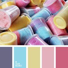 amarillo y celeste, amarillo y rosado, amarillo y rosado oscuro, amarillo y violeta, celeste y amarillo, celeste y rosado, celeste y violeta, color rosado del flamenco, color salmón, color salmón oscuro, rosado oscuro, rosado y amarillo, rosado y violeta, tonos rosados.