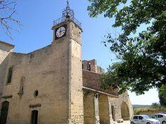 clocher Grambois - Vaucluse
