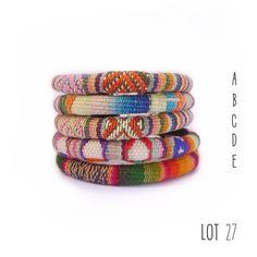 Peruvian bracelets Jewerly, Textiles, Wool, Meet Market, Bracelets, Bags, Heart, Bangles, Purses