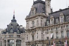 Hotel de Ville. Paris.