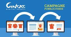 Campagne pubblicitarie e sponsorizzazione con AdWords, Facebook, Bing e social Ti aiutiamo a raggiungere nuovi clienti attraverso la pubblicità mirata e campagne omnichannel Non aspettare che ti trovino… comincia a cercare!