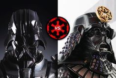 It's far from coincidence that George Lucas and the original Star Wars team's Darth Vader character so easily transforms into a stylized Japanese warrior. Just look at the samples of Zunari Kabuto helmets - it's much easier to pick out the ones that don't remind us of Luke's father!