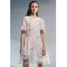 Une robe fluide et romantique H&M / Romantic Slinky Dress, H&M