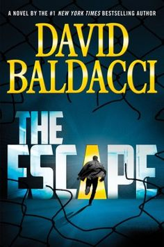 David Baldacci Books for Everyone in the Family  Christmas Giveaway 2014. Great Holiday Gift Idea for the book lover on your list.