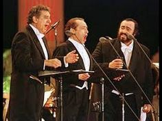 Watch: Christmas in Vienna The Three Tenors Pavarotti, Carreras, Domingo - onlinerelaxing.com