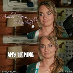 Amber Appreciation Week: Amber Dawn Marshall as Amy Fleming Amy And Ty Heartland, Heartland Quotes, Heartland Ranch, Heartland Tv Show, Ty And Amy, Amber Marshall, Want To Be Loved, Canadian Actresses, Role Models