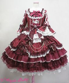 Sweet Lolita Detailing