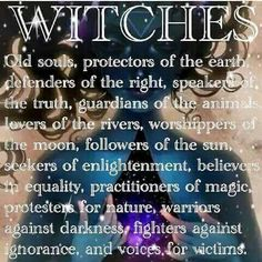 Positive Witch - Pinned by The Mystic's Emporium on Etsy